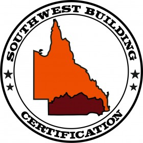 South West Building Certification logo