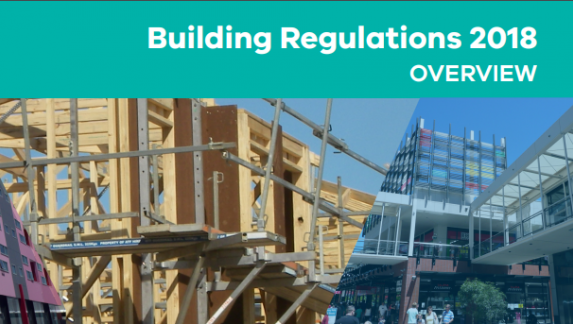 Victorian building regulations 2018