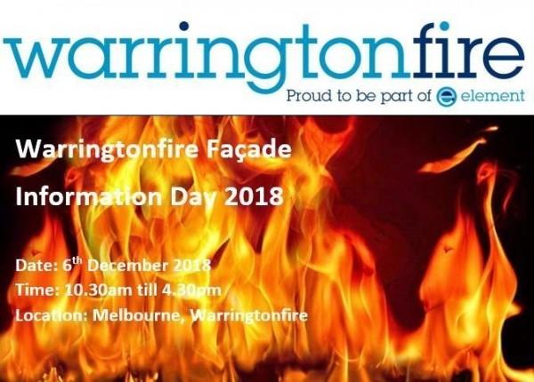 warringtonfire facade