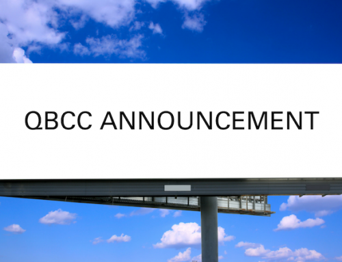 QBCC announces changes to the Sighting Fee