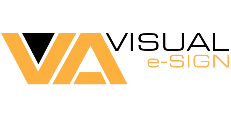 Visual e-Sign